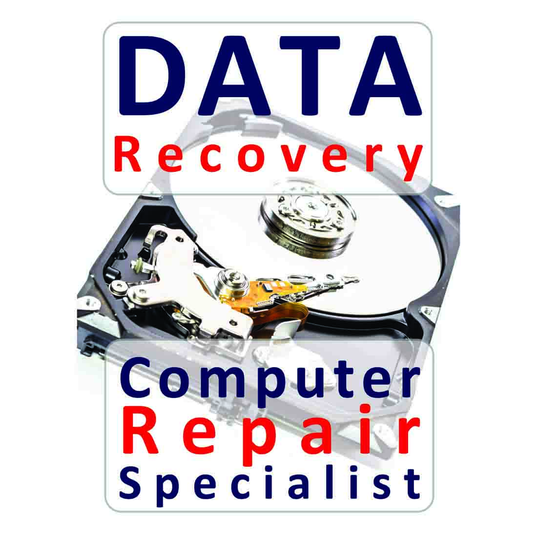 Data Recovery from Crashed Hard Drives