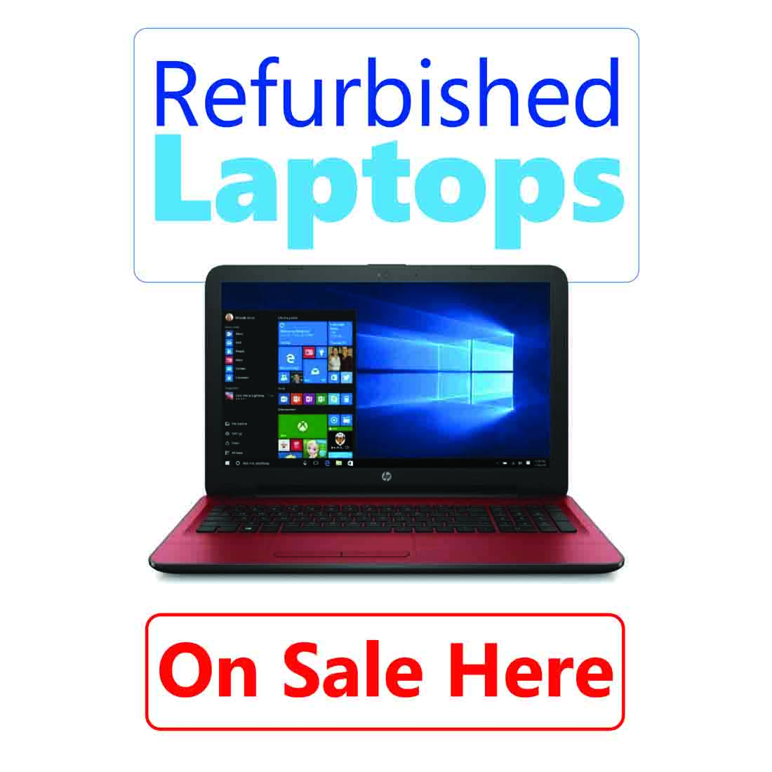 Refurbished Laptops and Computers